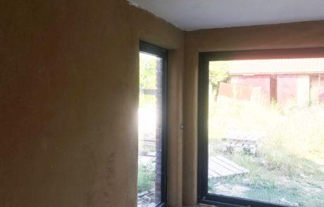 Binnenmuren plakken te Aalst Tony Boel