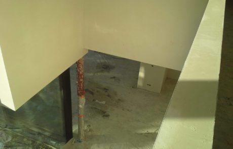 Binnenmuren van nieuwbouw te Aalst plamuren? Tony Boel