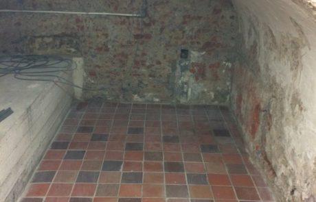 Keldermuren injecteren tegen opstijgend vocht in Aalst? Tony Boel
