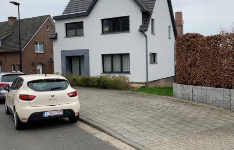 Villa met bepleisterde buitenmuren Tony Boel